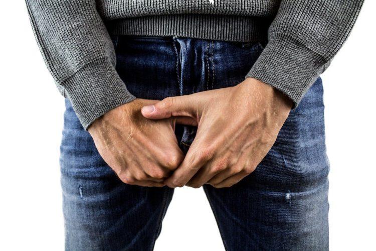 Schmerzen beim Sex bei Männern