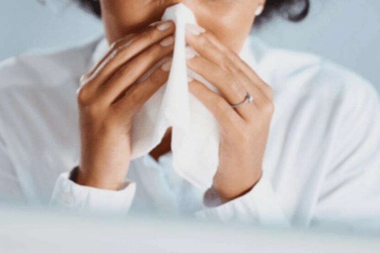 Allergie Winter