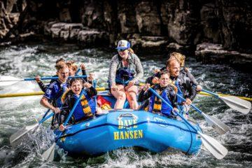 Rafting in Österreich