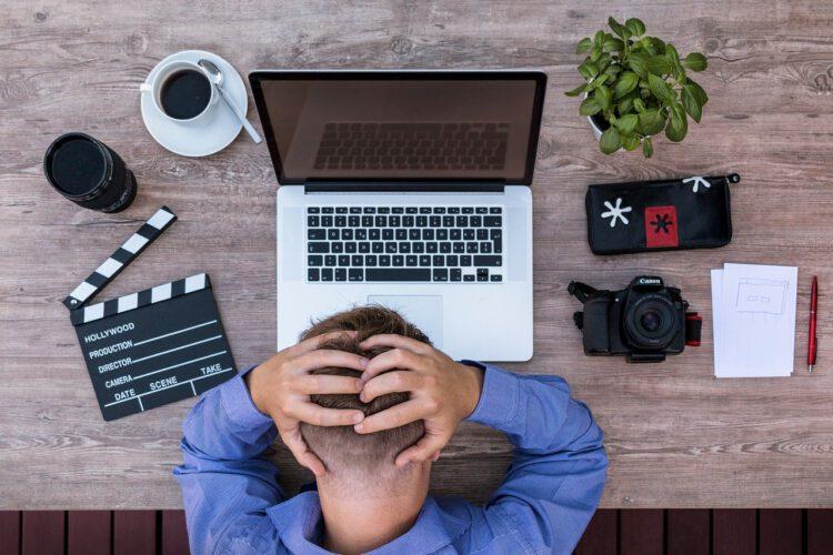 Ergophobie Angst vor Arbeit